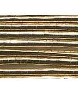 Gold (6200) DMC Memory Thread 3 yds fiber coppe... - $2.70
