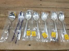 X7 Spoons MAGIC ROSE ~ 1847 Rogers Bros International - $19.75