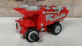 2006 Bandai Power Rangers Drive Max Red Zord Dump Truck Operation Overdrive - $12.60