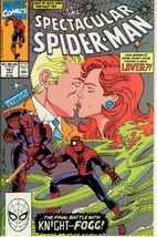 The Spectacular Spider-Man #167 VF 1990 Marvel Comic Book - $1.26