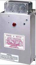 Phase Converter, Static, 1-3 HP - $247.48