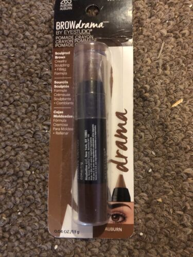 Primary image for Maybelline New York Eyestudio Brow Drama Pomade Crayon Eye Color, Auburn, #265