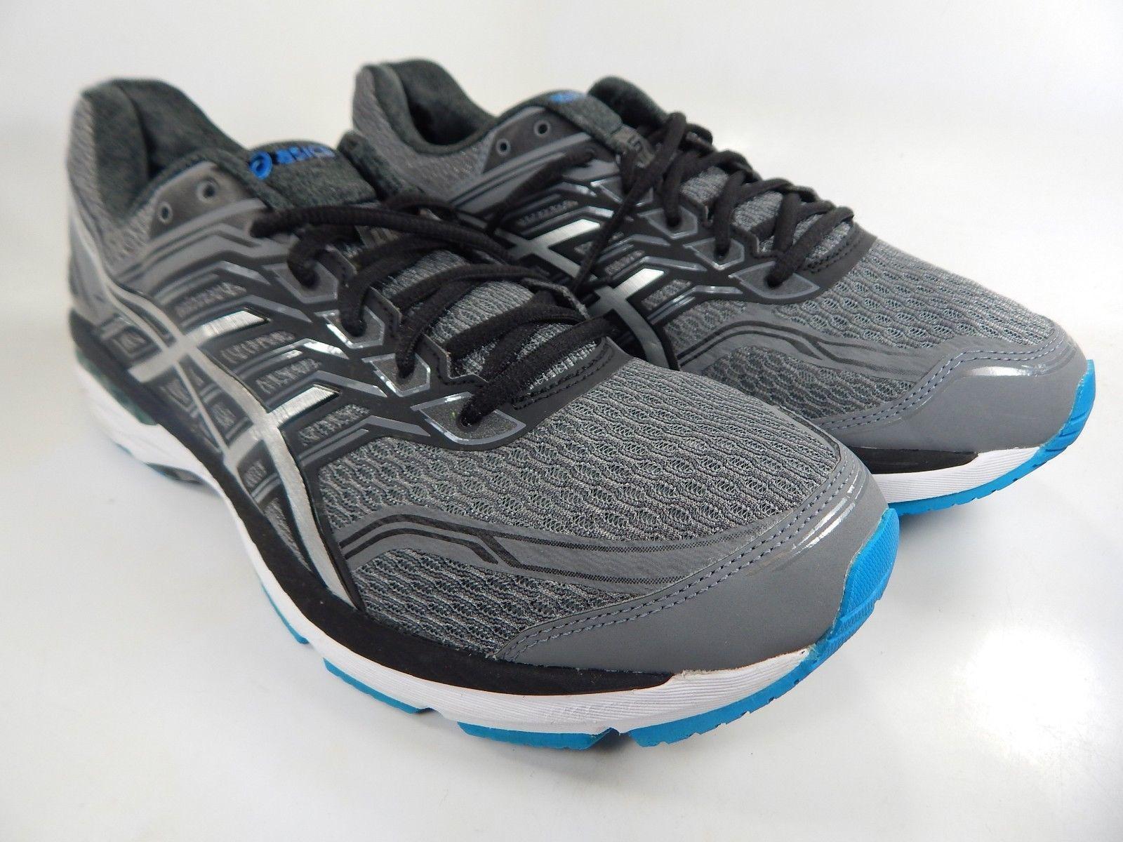 Asics GT 2000 v 5 Size US 12.5 M (D) EU 47 Men's Running Shoes Gray T707N