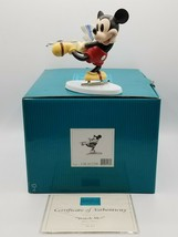 WDCC Mickey Mouse From Walt Disney's On Ice - Watch Me - w/ Box & COA - New - $122.71