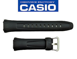 Casio G-Shock watch band original black rubber strap G-600 G-601 G-610 G... - $19.55