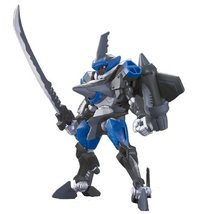 Bandai Little Battlers Experience LBX 050 Val Diver 1/1 plastic model kit - $92.20