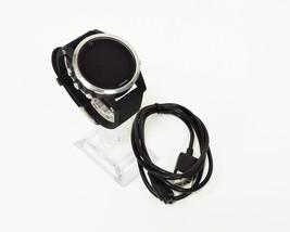 Garmin Fenix 5S 42mm Silver Black Multi Sport GPS HR Watch  - $349.99