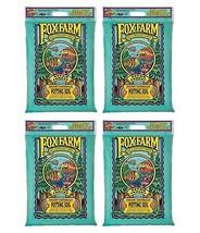 (4) FOXFARM FX14053 12 Quart Ocean Forest Organic Potting Soil Bags - 6.... - $50.53