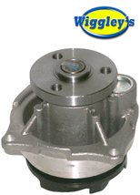 WATER PUMP WP1032 FOR 98-04 FORD FOCUS MAZDA MERCURY 2.0L image 1