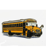 BlueBird Vision school bus 5 color lapel pin 1 dozen lot - $40.00