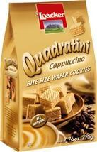 Loacker Cappucino Quadratini, 7.76 oz - $10.13