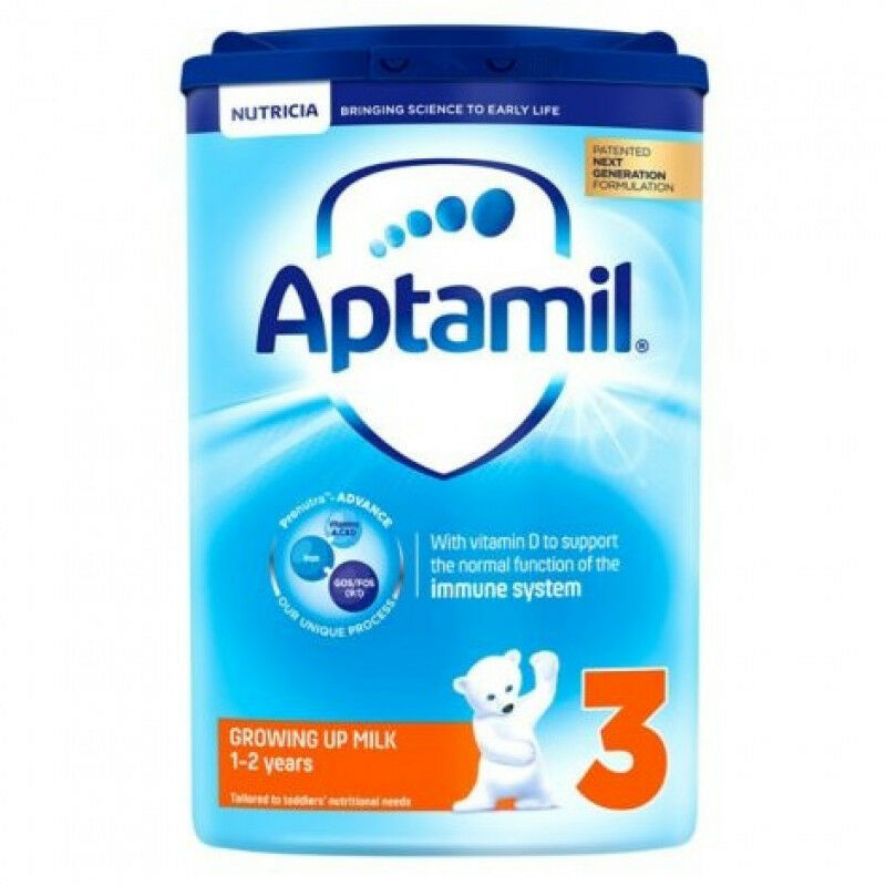 Primary image for Aptamil Stage 3 Growing Up Milk Powder 1-2 Years 800g