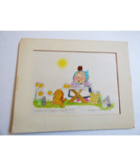 Whimsical World of Barbara Alexander Limited Edition print Signed 69/150... - $41.18