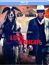 Disney The Lone Ranger (Blu-ray + DVD) (2015)