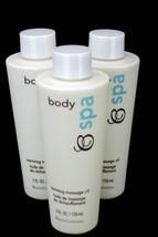 (x 3) BeautiControl Body Spa Warming Massage Oil Lot Exotic Oils Full Si... - $29.95
