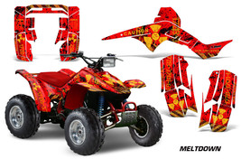 ATV Graphics Kit Quad Decal Sticker For Honda TRX250 Fourtrax 86-89 MLET... - $168.25