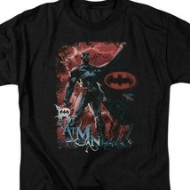 Batman t-shirt DC Comic book Superhero graphic cotton tee BM1794 image 2