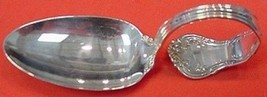 Old Atlanta by Wallace Sterling Silver Baby Spoon Bent Handle Custom Made - $59.00