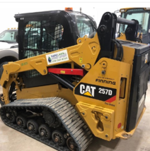 2015 Caterpillar 257D For Sale in Saskatchewan, Canada S4L 0A2 image 2