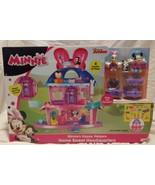 FP Disney Minnie's Happy Helpers Home Sweet Headquarters DTR38 *SEE DESC... - $51.43