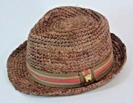 2bebc03d Peter Grimm Hat Fedora Unisex Depp Fedora Triby Hat Large - £18.93 GBP