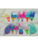 Neuf Trolls Pochette Surprise Figurines You Pick W/Containers Oeuf de Pâ... - $1.11+