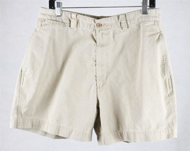 American Eagle Outfitters Mens Beige Shorts Tag Size 34, Measures 32 x 5 - $284,70 MXN