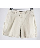 American Eagle Outfitters Mens Beige Shorts Tag Size 34, Measures 32 x 5 - $14.84