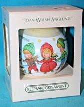 NIB * * 1982 Hallmark * * Joan Walsh Anglund Ornament - $18.95