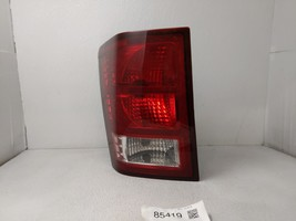 2007-2010 Jeep Grand Cherokee Driver Left Side Tail Light Taillight Oem 85419 - $111.56