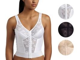 Exquisite Form Women's Premium Longline Fullness Posture Bra Lace 5107565