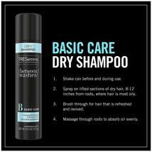 6 Pack of TRESemmé Dry SHAMPOO For Brittle Dry Hair 4.3oz each No Residue/Water image 5