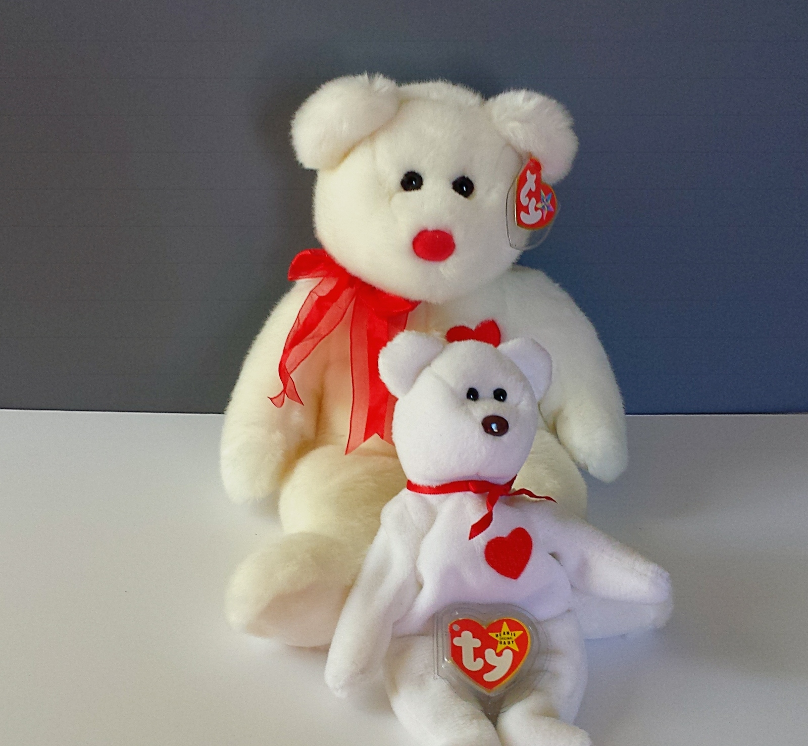 Original Ty Valentino Beanie Baby and Beanie and 50 similar items 4c24919d267e