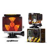 Skin Stickers for GoPro Hero 3+ Camera & Case Decal HERO3+ Go Pro MELTDOWN - $9.85