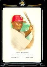 2006 Topps Allen & Ginter #79 Ryan Howard Philadelphia Phillies Baseball... - $1.29