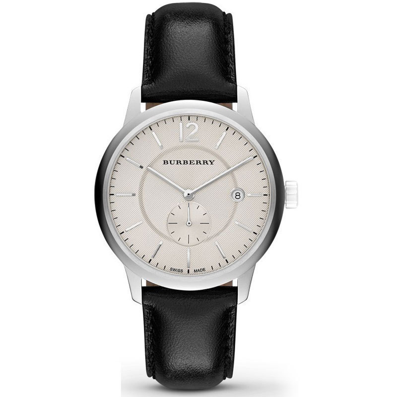 Primary image for Burberry BU10000 The Classic Round Men's Watch 40 mm - Warranty
