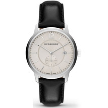 Burberry BU10000 The Classic Round Men's Watch 40 mm - Warranty - $369.00