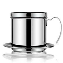 Coffee Stainless Vietnamese Filter Single - £17.80 GBP