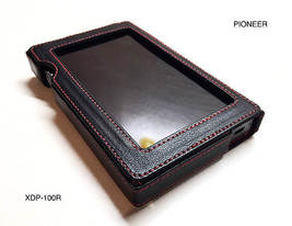 Pioneer XDP-100R / 300-R Flip Handmade Real Leather Case for protection - $65.31