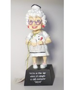 Biddys Figurine 2004 Hun  # 4503 Westland waitress BF7 - $21.77