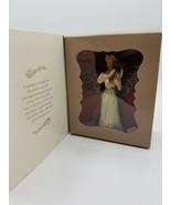 "Hallmark ""It Came Upon A Midnight Clear"" Angel w Box - $4.80"