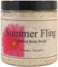 Summer Fling Walnut Body Scrub - $18.42+