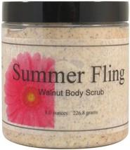 Summer Fling Walnut Body Scrub - $18.42+