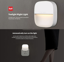 xiaomi yeelight plug-in induction original square light-controlled dmart sensor - $11.99