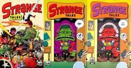 Strange Tales #1-2 Volume 1 (2009-2010) Marvel Comics - 3 Comics - $8.59