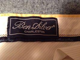 Ben Silver Charleston Mustard Yellow Cuffed Pants image 6