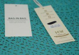 Madison West Product Number BGW10511 Extra Large Turquoise Shoulder Bag In Bag image 8