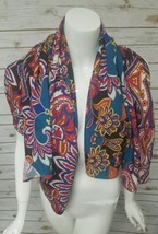 BEBE Bohemian style wrap scarf NEW WITHOUT TAGS... - $17.82