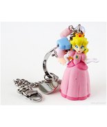 Princess Peach Keychain, Gamers, Super Mario, Accessories - $24.00