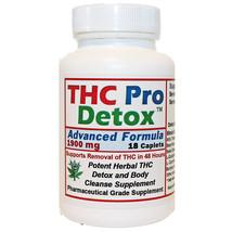 THC Pro Detox Advanced Formula - Toxin Remover, Body Cleanse Formula 190... - $22.95